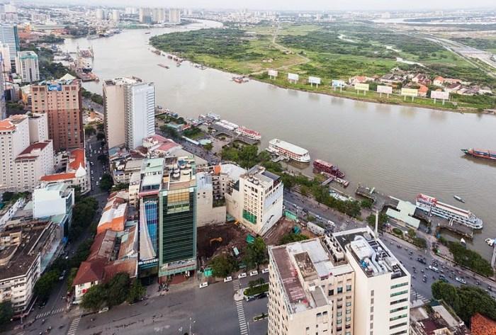 Saigon, by Diego Delso, via Wikimedia Commons