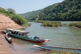 In navigazione lungo il Nam Ou, nel Laos del nord