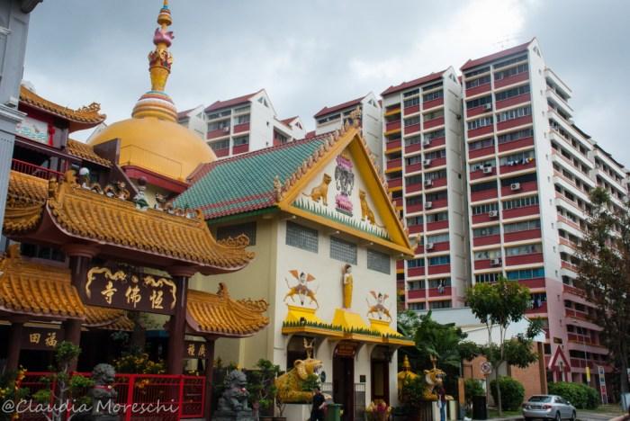 A spasso per China Town, SIngapore
