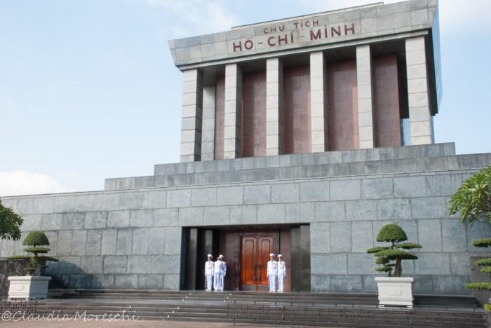 Mausoleo di Ho Chi Minh, Hanoi