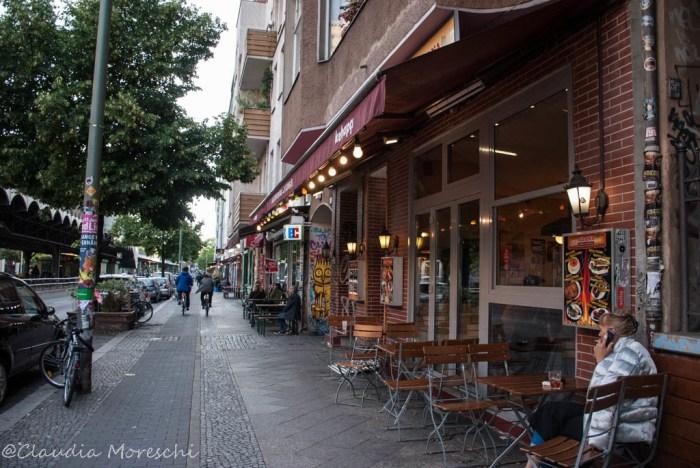 Tra i ristoranti etnici di Kreuzberg