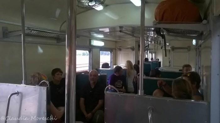 Sul treno da Thanaleng a Nong Khai