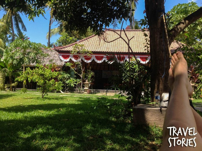 Giardino Suka Sari Homestay, Pemuteran