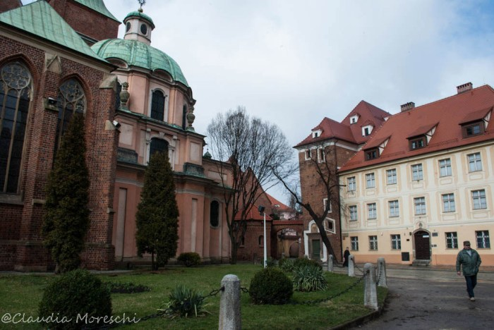 Ostrów Tumski, Breslavia