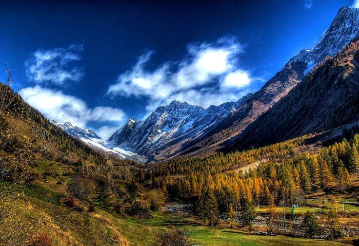 Gran Tour Svizzera