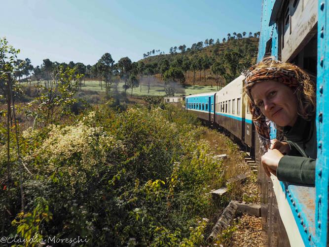 perchè viaggiare in treno