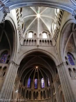 Gli interni della Cattedrale