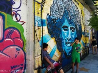 A spasso per La Boca, Buenos Aires