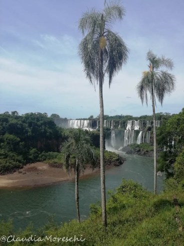 Vista Cascate Iguazù