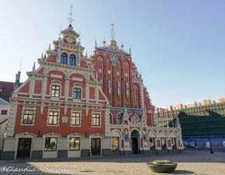 Casa delle Teste Nere, Riga