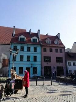 In centro a Riga