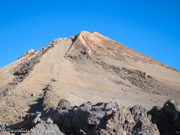 Quasi sulla vetta del Teide!