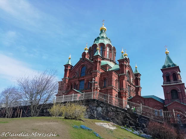 La Cattedrale Uspenski
