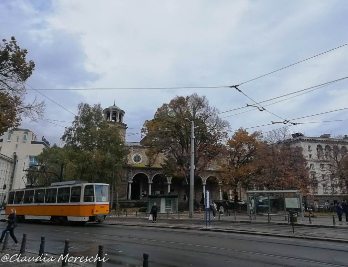In centro a Sofia