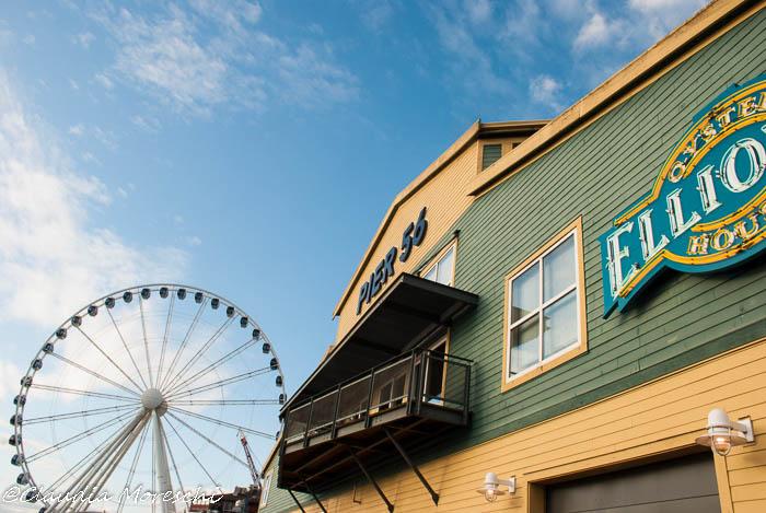 Al Waterfront di Seattle