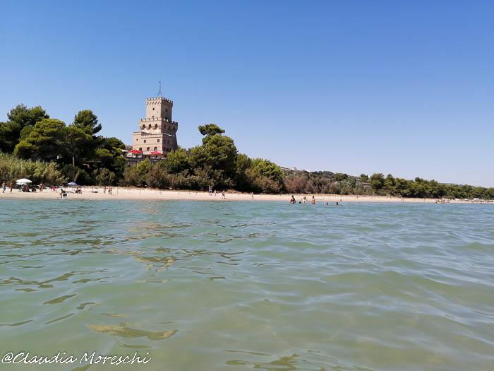 La Torre di Cerano a Pineto