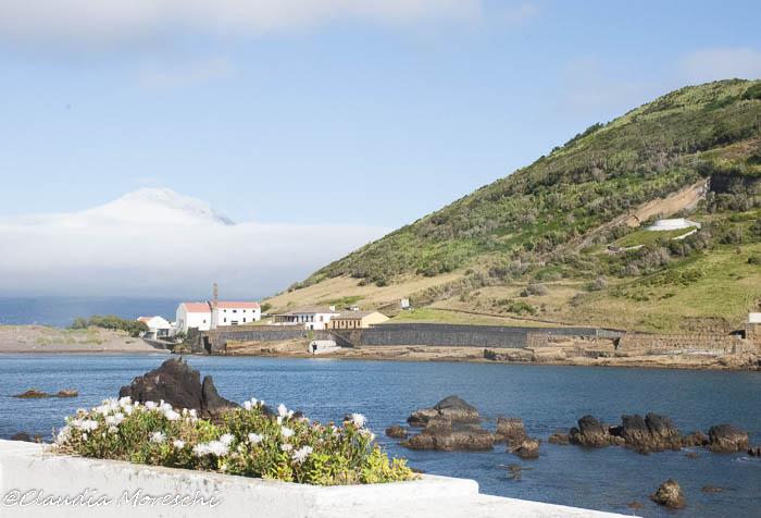 La spiaggia di Porto Pim