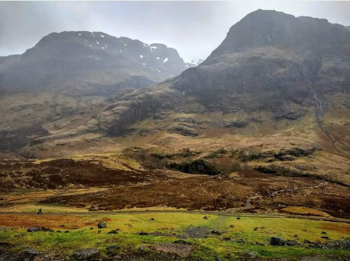 Scotland Highlands Tour Glencoe