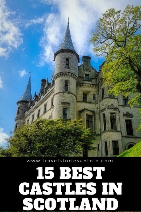 Best Castles in Scotland for Your Scotland Itinerary