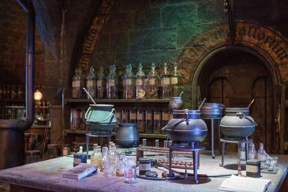 4 day london itinerary-Harry Potter Studios