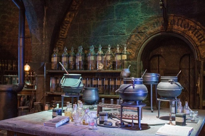 4 day london itinerary-Harry Potter Studios