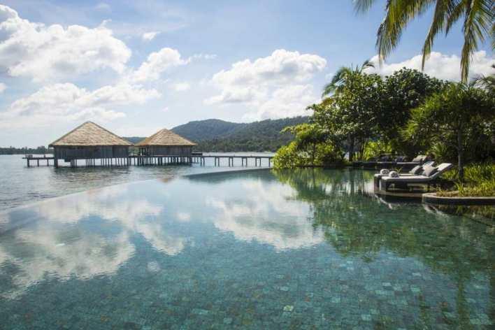 Song Saa Private Island, από έξω