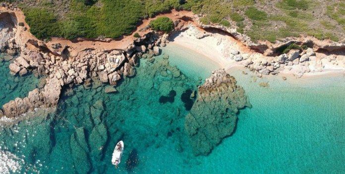 Αλόνησος διάκριση από National Geographic καλύτερος προορισμός με ωραίες παραλίες