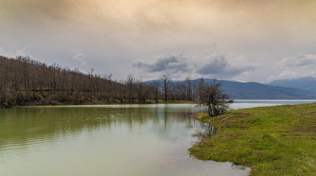 Λίμνη Πλαστήρα, φθινόπωρο