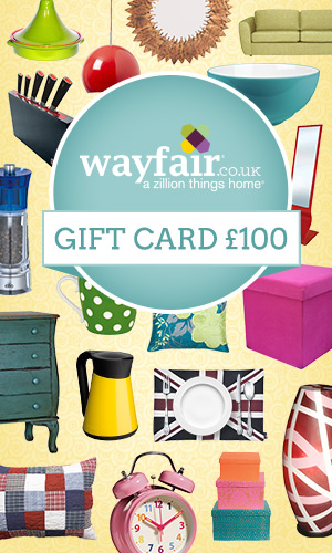 Win a £100 Wayfair homeware giftcard! **GIVEAWAY CLOSED** | Travel ...