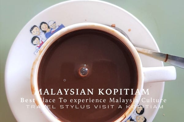Malaysian Kopitiam Culture Best Place To Experience Malaysia