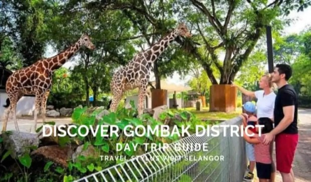 Discover Gombak District in Selangor, Malaysia