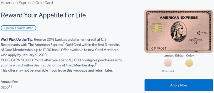 The Just Released American Express Gold Card: Your New Go-To Credit Card? -  Travel Summary