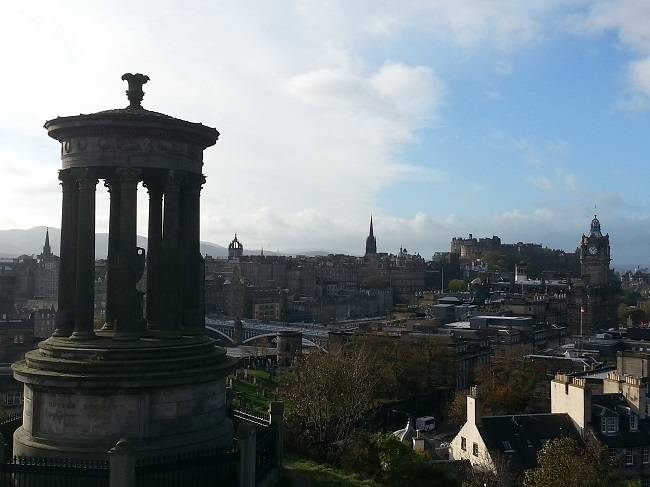 capital of scotland edinburgh