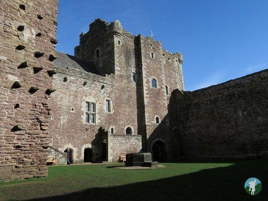 doune castle game of thrones