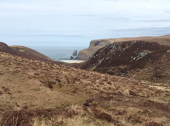 cape wrath kearvaig bay