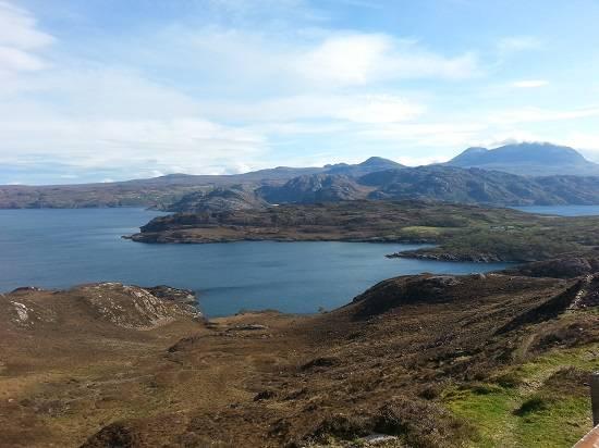 scotland road trip.