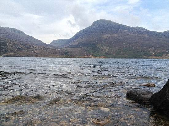 scotland road trip via loch maree.