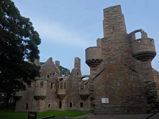 kirkwall earls palace