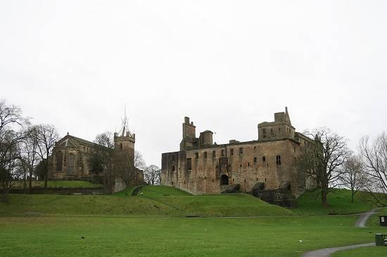 linlithgow history tour.