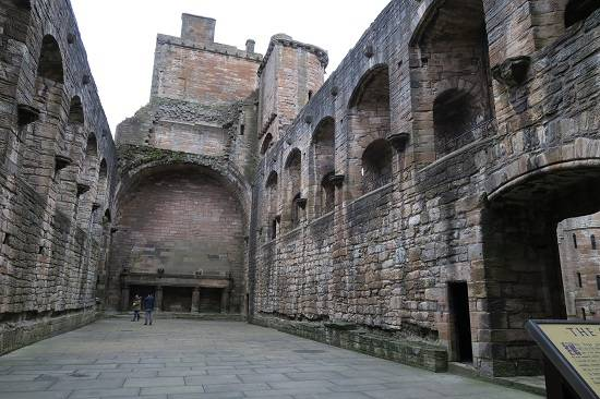 great hall palace linlithgow history tour.