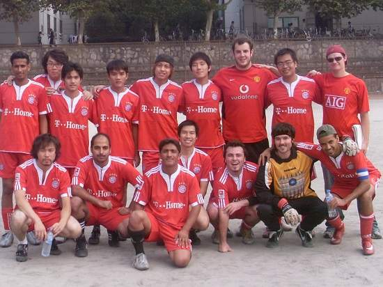 living in wuhu china football.