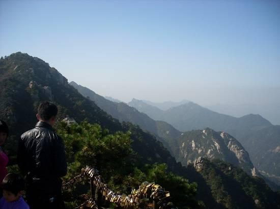 jiuhuashan living in wuhu china.