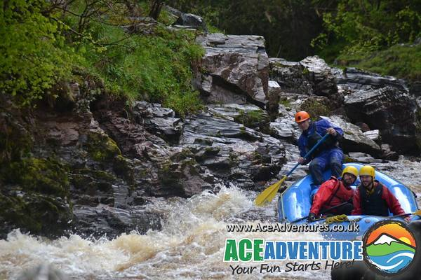 white water rafting ace adventures review.