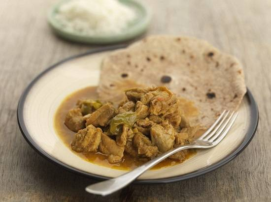 scotia spice chicken curry.
