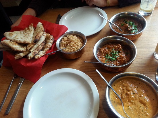 charcoals curry 5 things you have to do in Glasgow.