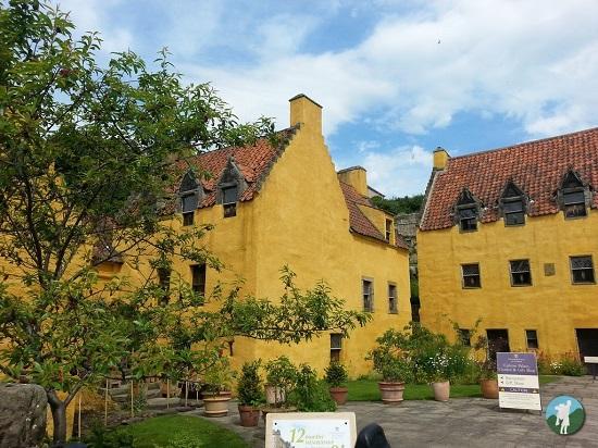 culross palace best outdoor activities fife.