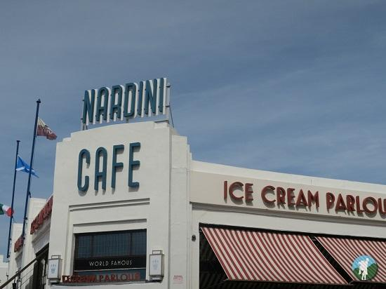 top things to do in ayrshire nardini cafe.