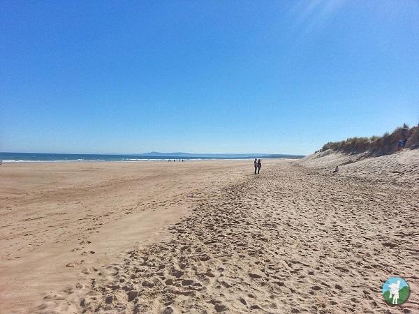 lossiemouth beach reasons to visit moray