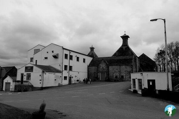 speyside whisky distillery review cardhu