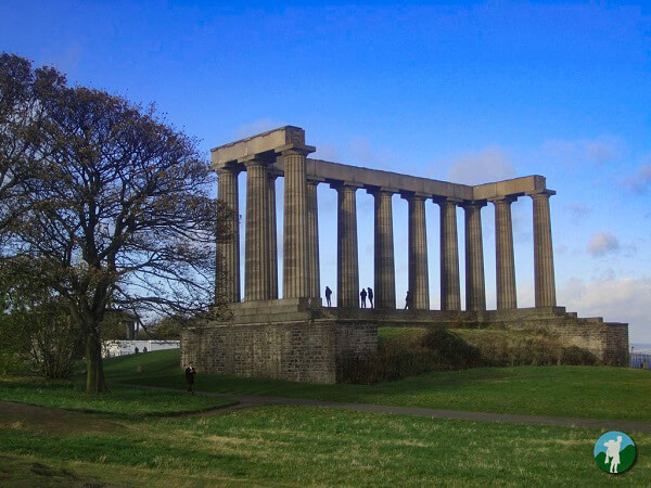 calton hill edinburgh on a budget
